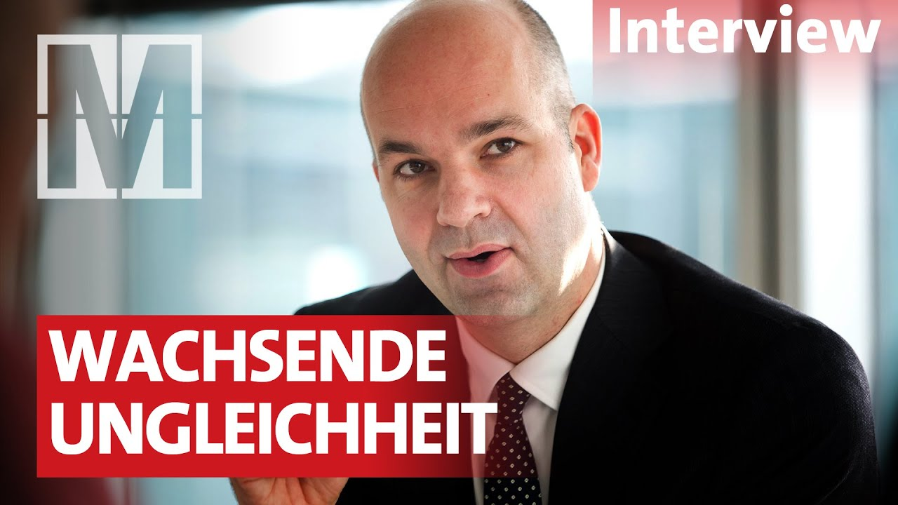 Wie gerecht ist Deutschland? – MONITOR-Interview mit Marcel Fratzscher